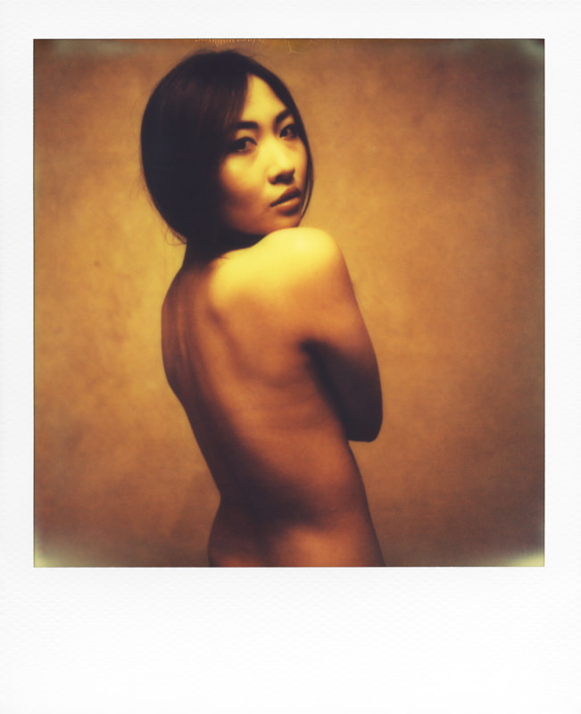 Polaroid, photo par Caltar
